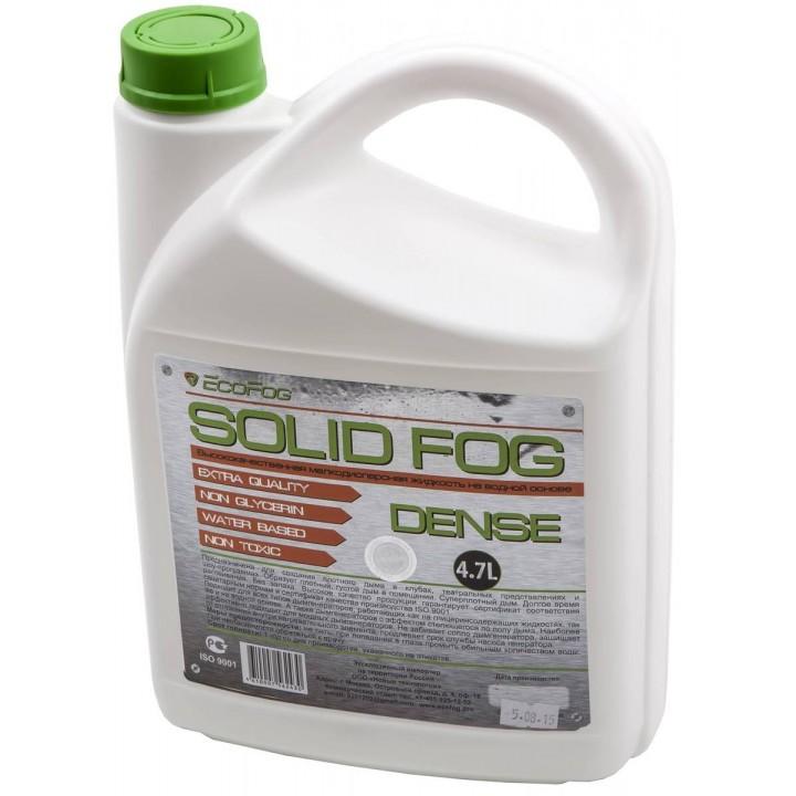 EF-Dense Жидкость для дым машин, плотный долгий дым - EcoFog