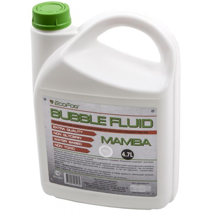 EF-Mamba Жидкость для мыльных пузырей - EcoFog