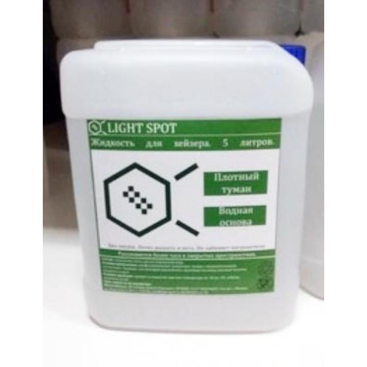 LS-haze Жидкость для генератора тумана средней плотности - LightSpot