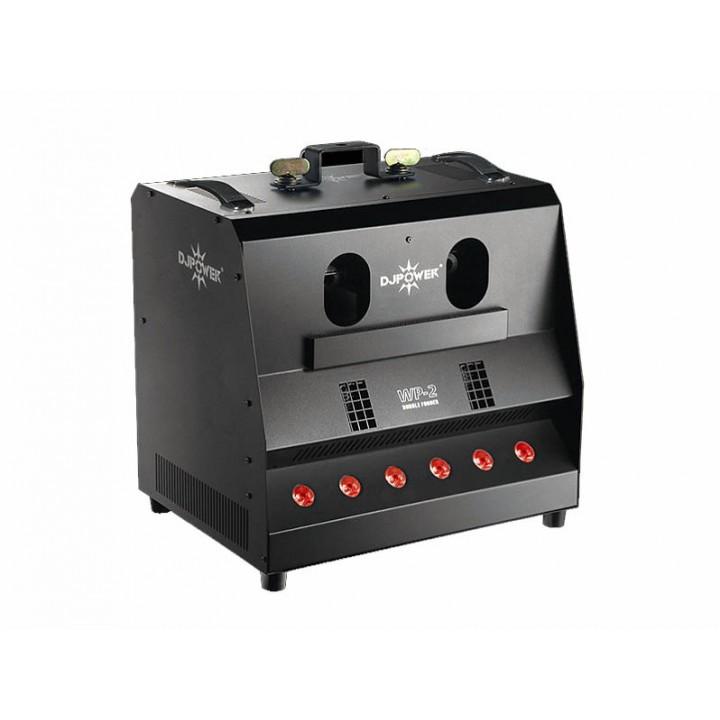 WP-2 Генератор мыльных пузырей и дыма - DJPower
