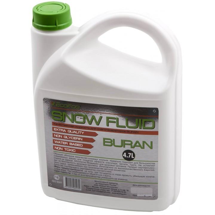 EF-Buran Жидкость для генераторов снега - EcoFog