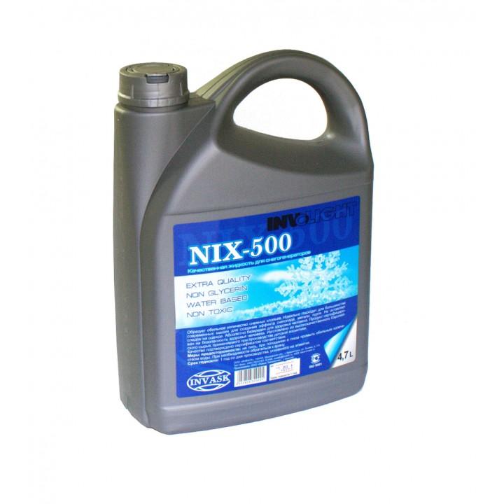 NIX-500 Жидкость для снегогенератора, 4,7 л - INVOLIGHT