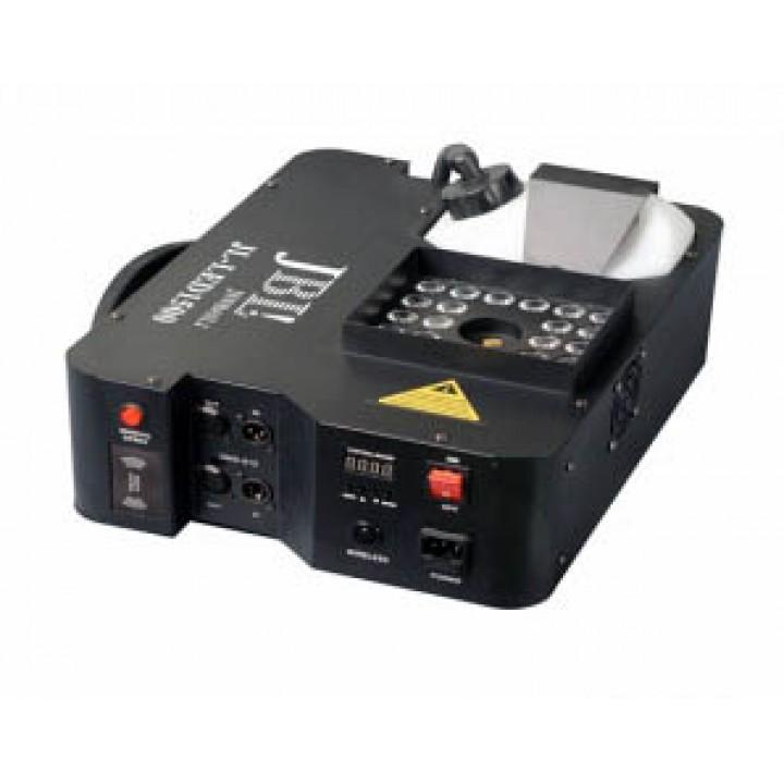 JBL-Stage JL-LED1500 Генератор дыма вертикальный - JBL-Stage (1500Вт) 24 светодиода