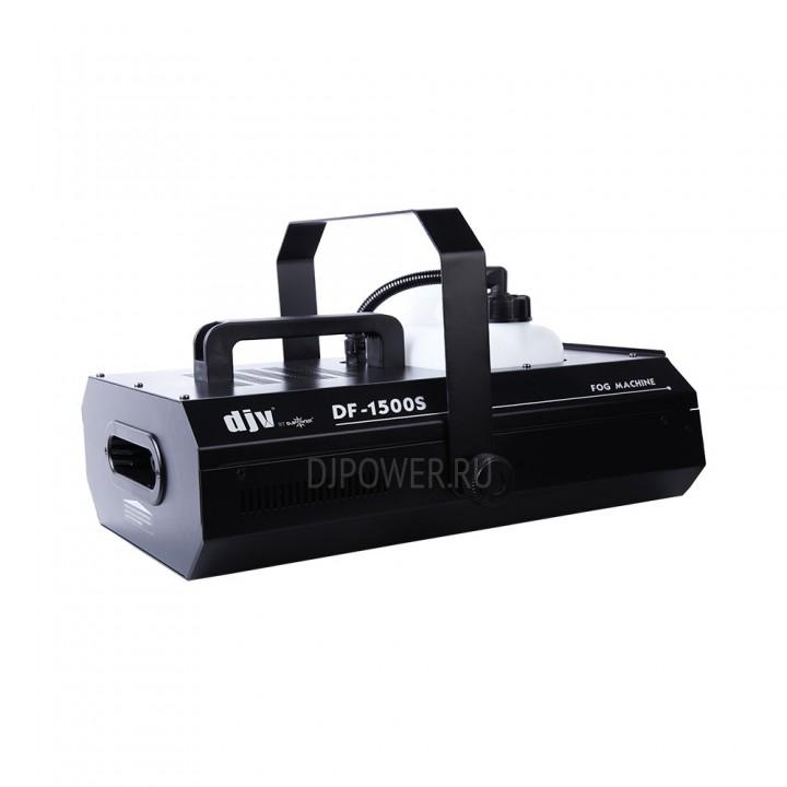 DF-1500S Генератор дыма - DJPower (DMX-512)