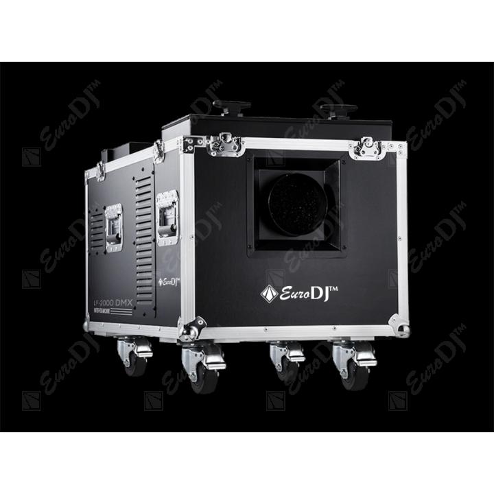 LF-2000 DMX Генератор тяжелого дыма на водяном охлаждении - EURO DJ 2000Вт