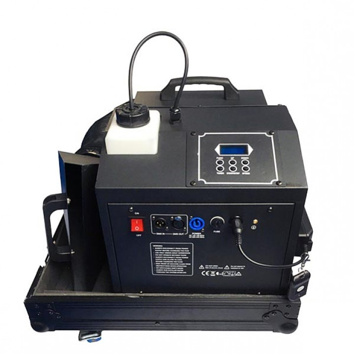 WS-SM2000W Генератор тяжелого дыма - LAudio (2000Вт)