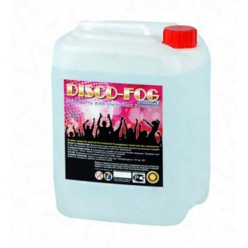 DF-Bubble  Жидкость для генераторов мыльных пузырей - Disco Fog