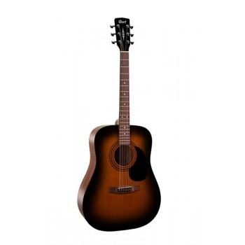 AD810-SSB Standard Series Акустическая гитара, санберст - Cort