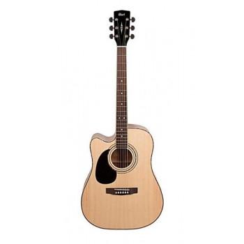AD880CE-LH-NS Standard Series Электро-акустическая гитара, леворукая - Cort