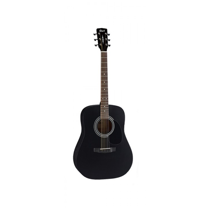 AD810-BKS Standard Series Акустическая гитара, черная - Cort