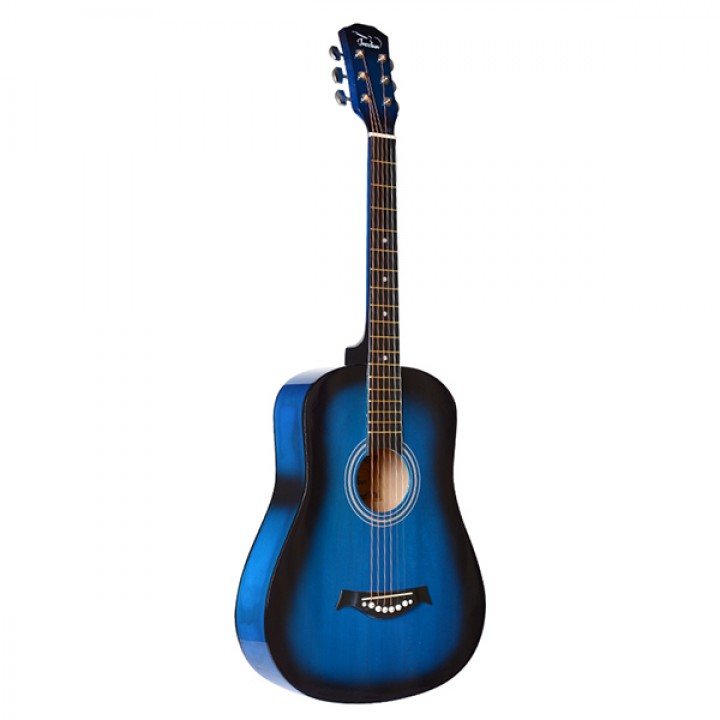 FT-R38B-BLS Акустическая гитара, синий санберст - Fante