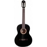 OC06B классическая гитара, Black - Oscar Schmidt