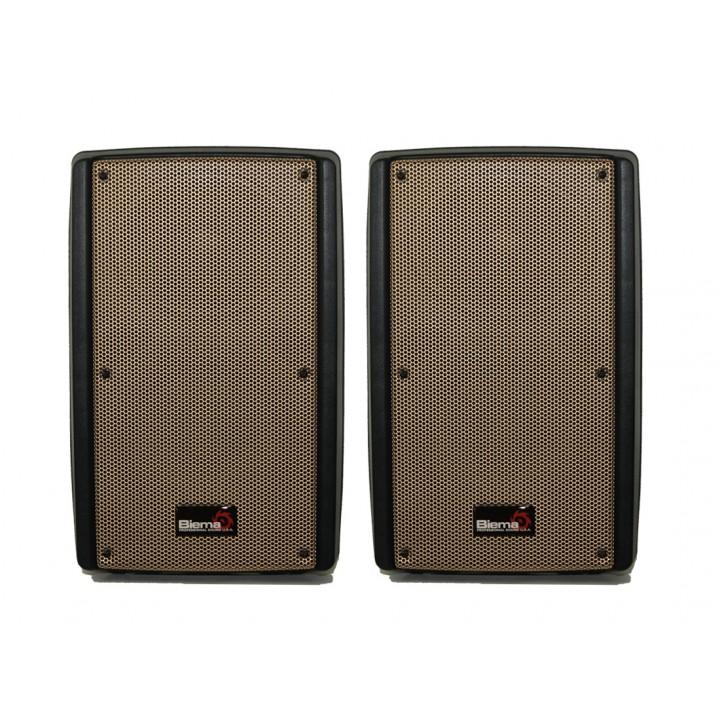 iSound8 Комплект активных акустических систем 2 шт - Biema  (200Вт)