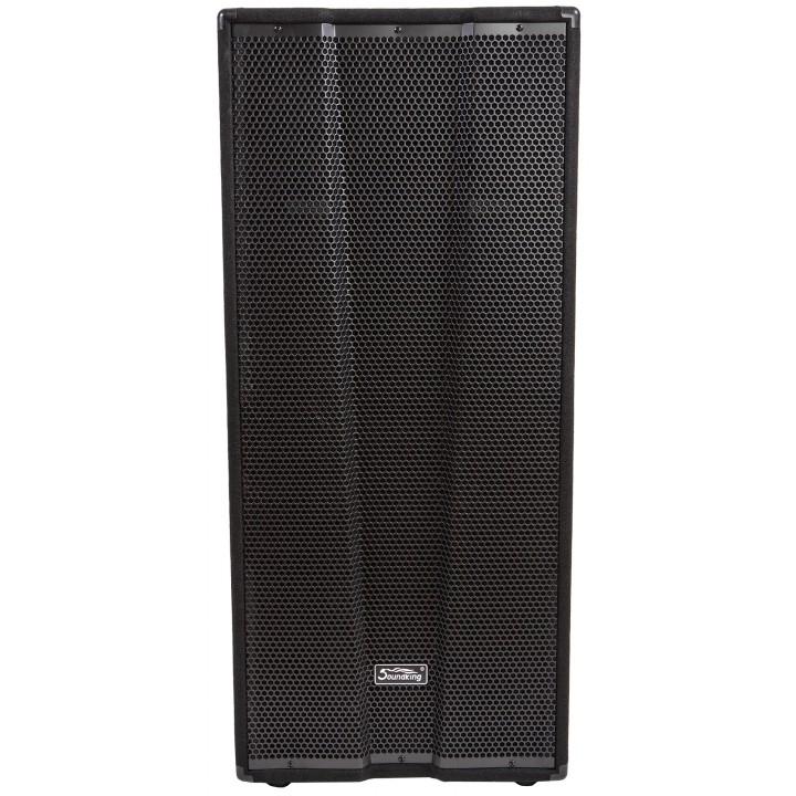 KJ215 Пассивная акустическая система - Soundking 600Вт, колеса