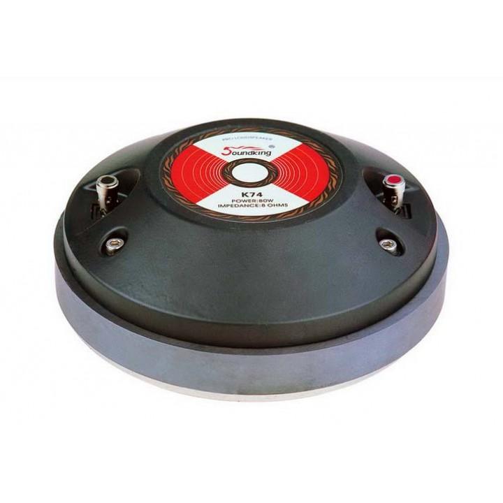 K74  Драйвер ВЧ компрессионный - Soundking 80 Вт