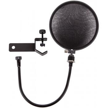 EE027 Студийная ветрозащита (поп-фильтр) с креплением на стойку - Soundking