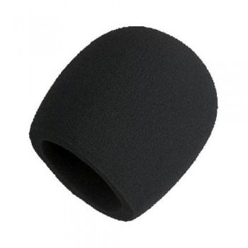 WS-10 Ветрозащита для микрофона - LEEM ( черный цвет)