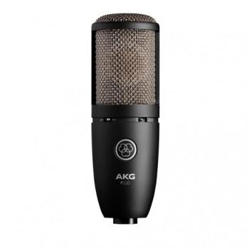 "P220 - микрофон конденсаторный кардиоидный, мембрана 1"" - AKG"