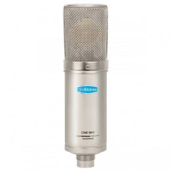 CM6-MKII Микрофон студийный, конденсаторный - Alctron