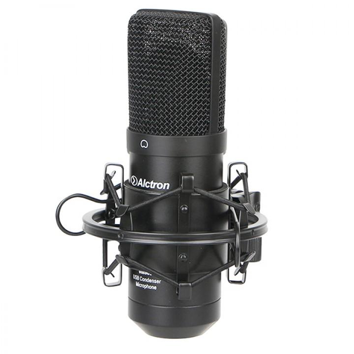 UM900 Микрофон USB студийный, конденсаторный - Alctron