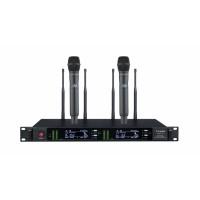 LS-Q7-2M Двухканальная вокальная радиосистема, 2 ручных передатчика - LAudio