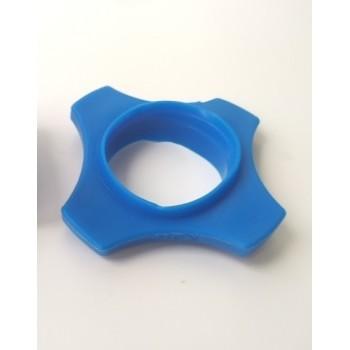 MK-1 Настольный фиксатор для микрофонов - Laudio (синий)