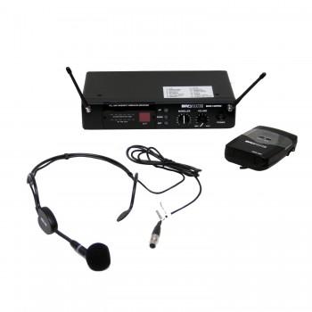 Радиосистемы с головным микрофоном - INVOTONE MOD126HS