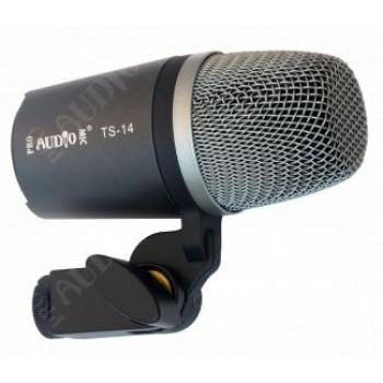 TS-14 Динамический микрофон для барабанов (альт, малый) - PROAUDIO