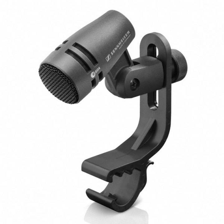 004519 Е 604 Микрофон динамический, для ударных инструментов - Sennheiser
