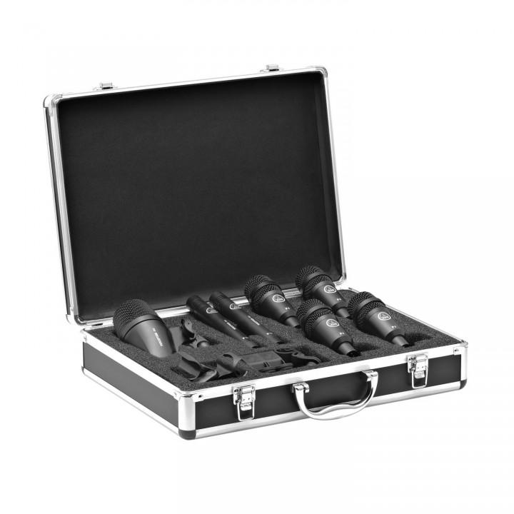 DRUMSET SESSION набор микрофонов Perception для барабана - AKG