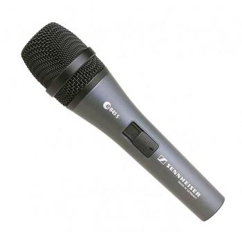 004516 E845-S Микрофон динамический, с выключателем - Sennheiser