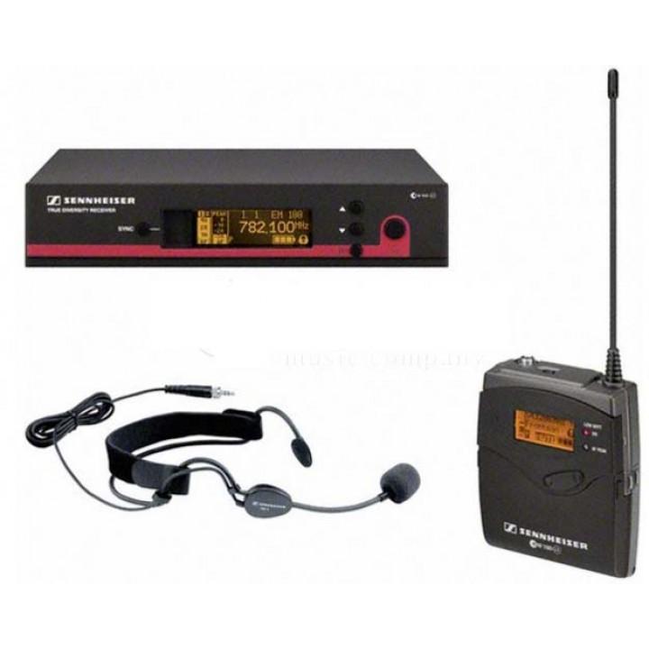 Беспроводная головная микрофонная система - Sennheiser EW 152 G3 (B-X)