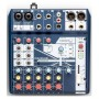 Notepad-8FX Микшерный пульт с процессором эффектов - SOUNDCRAFT