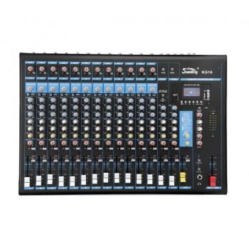 KG16 Микшерный пульт с цифровыми эффектами - Soundking