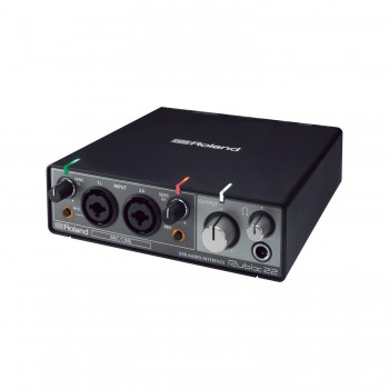 RUBIX22 Аудиоинтерфейс USB на 2 входа и 2 выхода - Roland