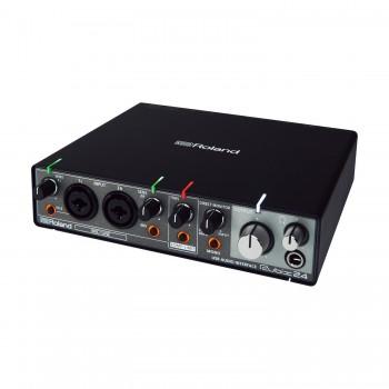 RUBIX24 Аудиоинтерфейс USB на 2 входа и 4 выхода - Roland