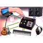 STUDIO22+ Аудио интерфейс USB - Prodipe