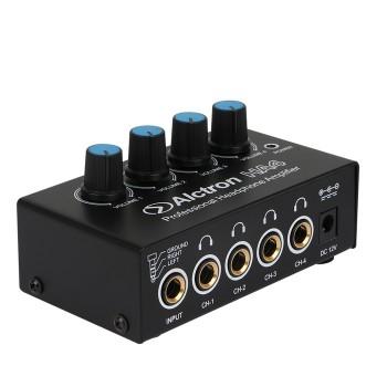 HA4 Усилитель для наушников - Alctron (4 канала)