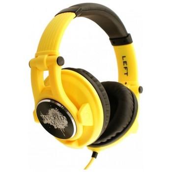 Wicked-Queen-Yellow Наушники накладные полноразмерные - Fischer Audio (Galaxy Series)