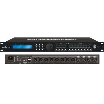 DP48 Цифровой аудио процессор - Soundking DP48