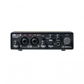 UR22C USB 3.0 аудиоинтерфейс - STEINBERG