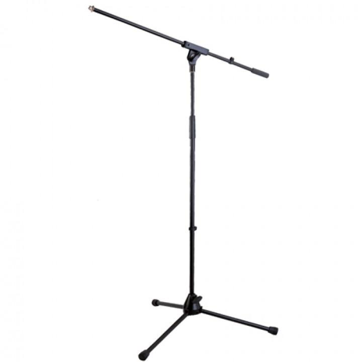 DD007B Микрофонная стойка журавль, черная - Soundking