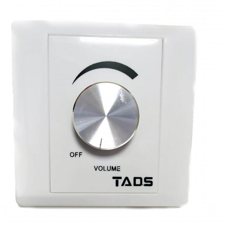 DS-03 Регулятор громкости аттенюатор настенный -TADS