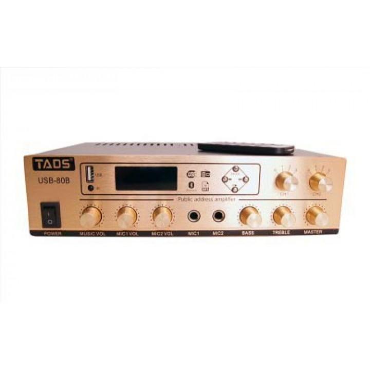 DS-USB-80B Усилитель мощности, трансляционный - TADS (80W)
