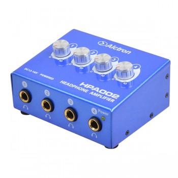 HPA002 Усилитель для наушников - Alctron (4 канала)