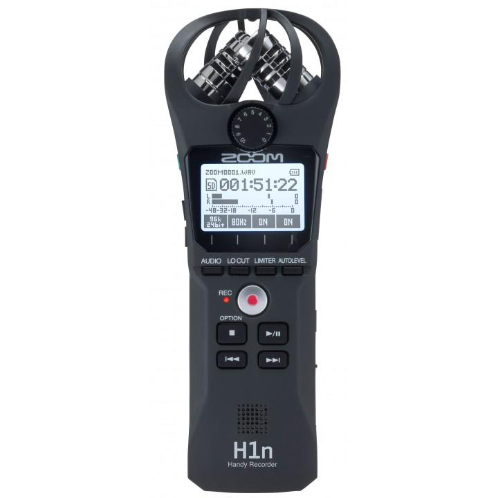 H1n Ручной портативный рекордер - Zoom