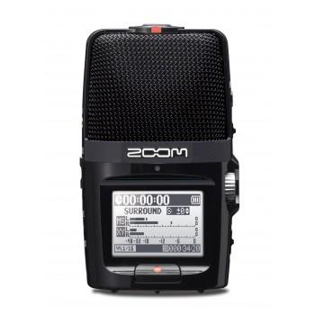 Ручной портативный рекордер - Zoom H2n