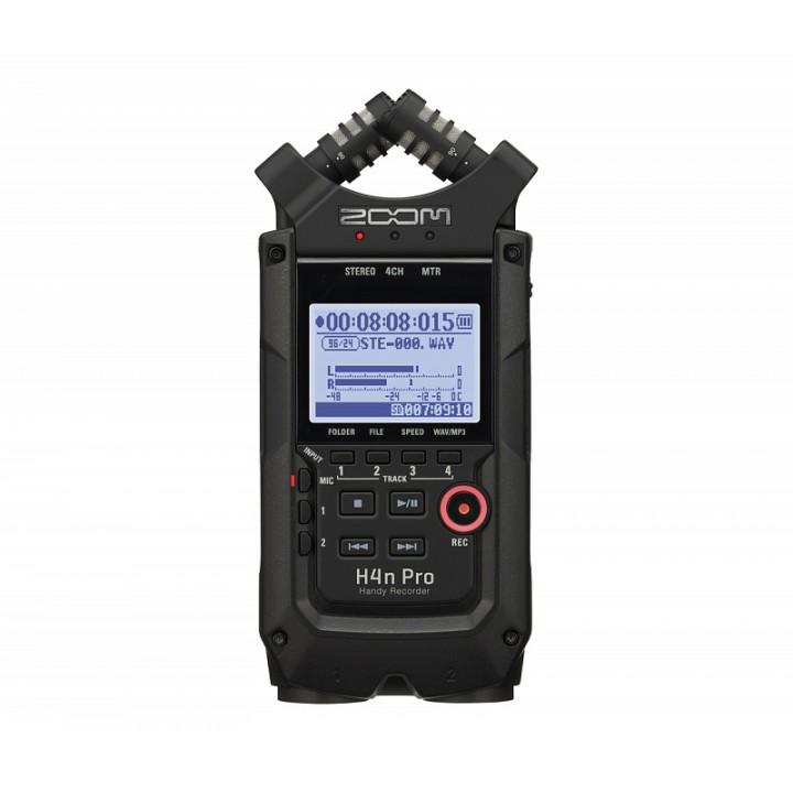 H4n Pro/BLK Ручной рекордер-портастудия - ZOOM