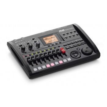 Zoom R8 – 8-трековый рекордер, аудио интерфейс, контроллер, сэмплер