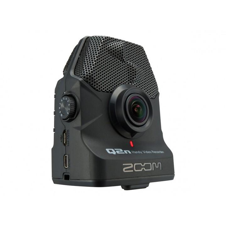 Универсальная камера для композиторов и музыкантов - Zoom Q2n